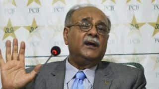 Veteran journalist and PCB chairman Najam Sethi steps down from his administrative post